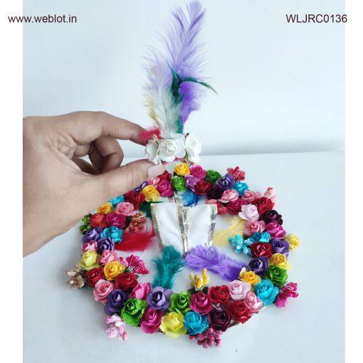 WEBLOT-Beautiful-colorful-rose-dress-for-laddoo-gopal-2.jpg