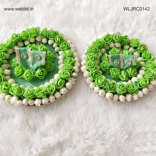 WEBLOT-Beautiful-green-rose-dress-for-laddoo-gopal.jpg