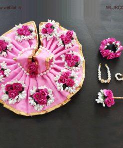 WEBLOT-Beautiful-light-rose-pink-dress-with-white-pearl-for-laddoo-gopal-2.jpg