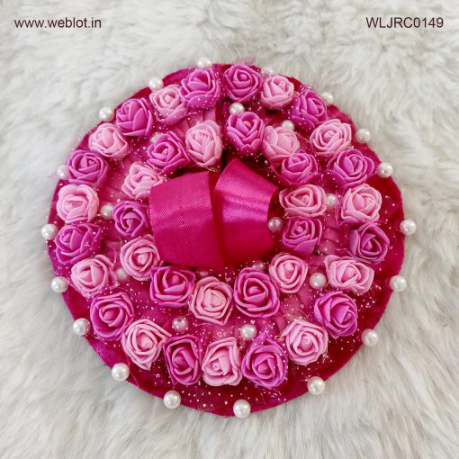 WEBLOT-Beautiful-light-rose-pink-dress-with-white-pearl-for-laddoo-gopal-3-pic2.jpg