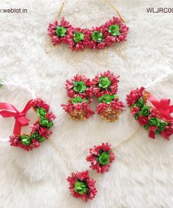 WEBLOT-green-rose-red-jwellery-set-j500-pic1.jpg