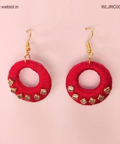 WEBLOT-red-shining-ring-earing-2.jpg